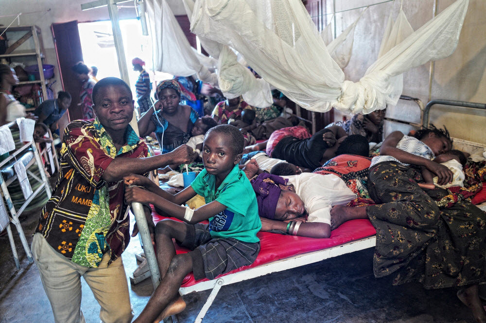 Democratic Republic of Congo | Severe Malaria Observatory