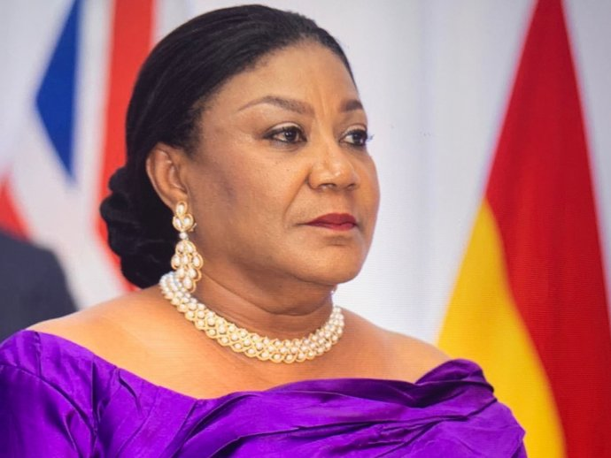 Photo: Office of the First Lady of Ghana