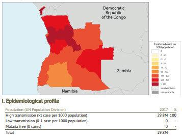 Photo: World Malaria Report 2018